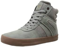 Creative Recreation Moretti Herren-Sneaker, Gelb (Grau/Braun), 39.5 EU von Creative Recreation