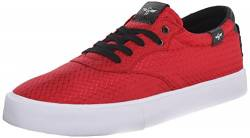 Creative Recreation Herren Prio, Red/Black Ripstop, 48 EU von Creative Recreation