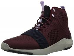 Creative Recreation Herren modica Turnschuh, Dark Burgundy Navy, 42 EU von Creative Recreation