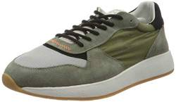Crime London Herren LUNAR Sneaker, Military, 45 EU von Crime London