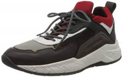 Crime London Herren KOMRAD Sneaker, Mehrfarbig, 39 EU von Crime London