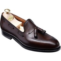 Crockett & Jones, Loafer Cavendish 2 in dunkelbraun, Slipper für Herren von Crockett & Jones
