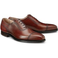 Crockett & Jones, Oxford Westbourne in mittelbraun, Business-Schuhe für Herren von Crockett & Jones