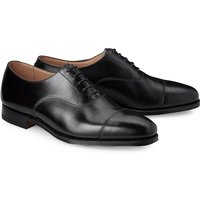 Crockett & Jones, Schürschuh Connaught in schwarz, Business-Schuhe für Herren von Crockett & Jones