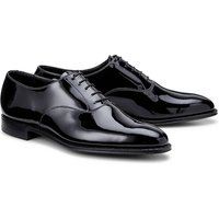 Crockett & Jones, Schnürer Overton in schwarz, Business-Schuhe für Herren von Crockett & Jones
