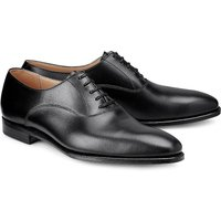 Crockett & Jones, Schnürschuh Wembley in schwarz, Business-Schuhe für Herren von Crockett & Jones