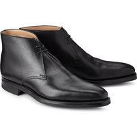 Crockett & Jones, Stiefel Tetbury in schwarz, Business-Schuhe für Herren von Crockett & Jones