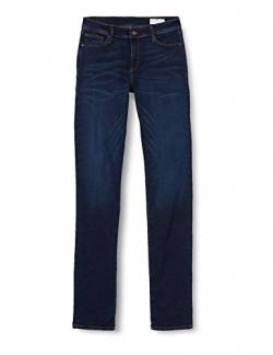 Cross Jeans Damen Anya P 489-151 Slim Jeans, Blau (Dark Blue 136), W33/L34 von Cross