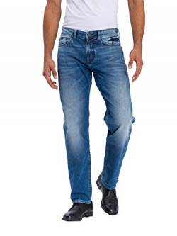 "Cross Jeans Herren Jeans Antonio Blue Denim 38""""34 von Cross"