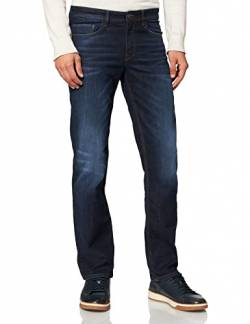 Cross Jeans Herren Antonio Loose Fit Jeans, Blau (Deep Blue 089), W33/L38 von Cross