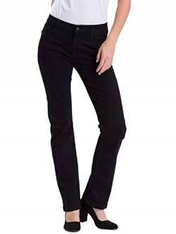 Cross Jeans Jeans Lauren Black W32/L34 von Cross