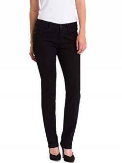 Cross Jeans Jeans Rose schwarz W28/L30 von Cross