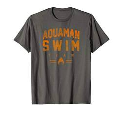 Aquaman Swim Team T Shirt von DC Comics