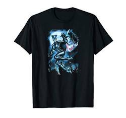 Batman Moonlight Catwoman T Shirt von DC Comics