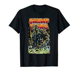 Justice League Swamp Thing T Shirt von DC Comics