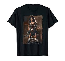 Wonder Woman Poster T Shirt von DC Comics