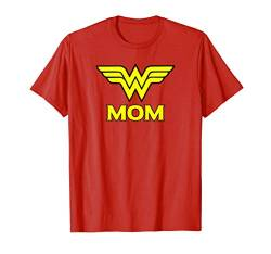 Wonder Woman Wonder Mom T Shirt von DC Comics