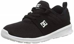DC Shoes HEATHROW, Jungen Sneaker, Schwarz, 32 EU (13C UK) von DC Shoes