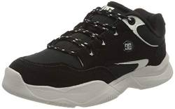 DC Shoes Womens DECEL Sneaker, Black/Cream, 40 EU von DC Shoes