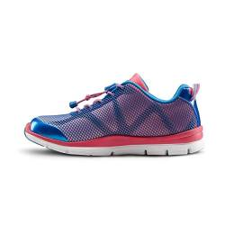 DR. COMFORT Katy Women's Therapeutic Extra Depth Athletic Shoe: Pink/Blue 7 X-Wide (E-2E) von DR. COMFORT