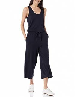 Daily Ritual Supersoft Terry Sleeveless jumpsuits-apparel, Navy, US S (EU S - M) von Daily Ritual