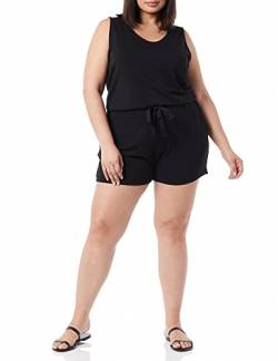 Daily Ritual Supersoft Terry Sleeveless Romper rompers-apparel, Black, US (EU XS-S) von Daily Ritual