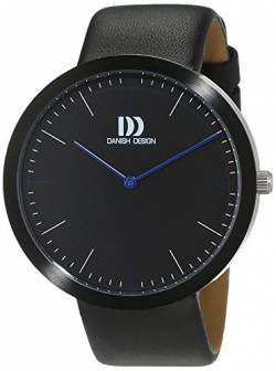 Danish Design Herren-Armbanduhr Analog Quarz Leder 3314505 von Danish Design