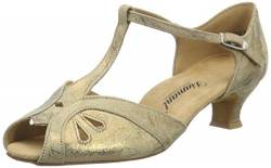 Diamant Damen Tanzschuhe Standard & Latein, Braun (Bronze Magic), 37 1/3 EU von Diamant