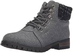 Dirty Laundry Damen Treble Winterstiefel, Dunkelgrauer Flanell, 39.5 EU von Dirty Laundry