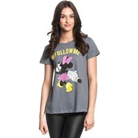 Disney Mickey Mouse Follow Me Damen T-Shirt von Disney
