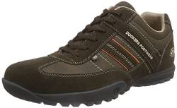 Dockers by Gerli Herren 36HT001-204320 Sneakers, Braun (cafe 320), 42 EU von Dockers by Gerli