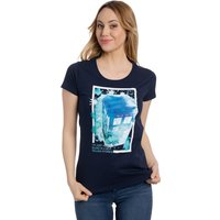 Dr. Who I Am Just A Bloke Girl Shirt navy von Doctor Who