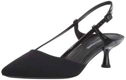Donald J Pliner Women's BERTI-D Pump, Black, 6 B US von Donald J Pliner