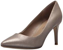 Donald J Pliner Women's IBBY Pump, Light Pewter, 6 Medium US von Donald J Pliner