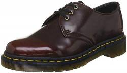 Dr. Martens Vegan 1460 Cherry Red Cambridge Brush 14046601, Straßenschuhe - 40 EU von Dr. Martens