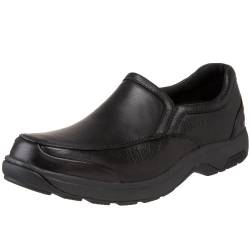 Dunham Men's Battery Park Slip On,Black,16 B US von Dunham