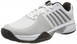 Dunlop Herren Express Light 2 HB Sneaker, White/Black/Barly Blue, 43 EU von Dunlop
