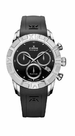 Edox 10405 3 NIN Royal Lady Damen Chronograph von EDOX
