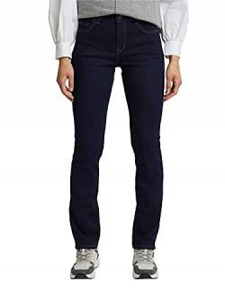 ESPRIT Women Stretch-Denim Jeans, 900/BLUE Rinse-New Version, 30W / 32L von ESPRIT