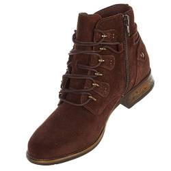 Earth Boone Bark Suede 6 B (M) von Earth Shoes