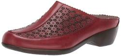 Easy Spirit Damen Dusk Clog, Rot 600, 38 EU von Easy Spirit
