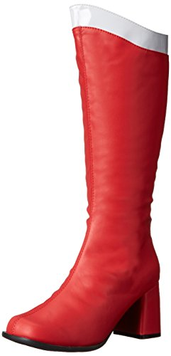 Ellie Shoes 300 Super-Stiefel für Damen, (rot/weiß), 42 EU von Ellie Shoes