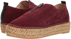 Eric Michael Women's Serena Slip-On Zip Loafers von Eric Michael