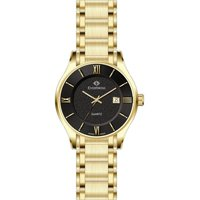 EverSwiss Classic Damenuhr in Gold 9745-LGB von EverSwiss
