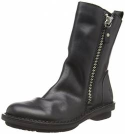 FLY London Damen Fade966fly Kurzschaft Stiefel, Schwarz (Black 000), 37 EU von FLY London