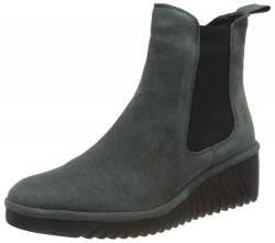 FLY LONDON Damen LITA229FLY Chelsea-Stiefel, Grey Slate, 39 EU von FLY London