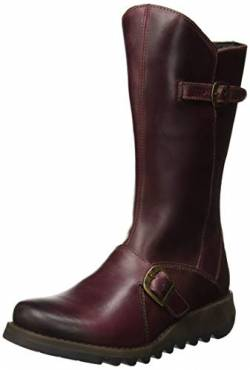 Fly London Damen Mes 2 Chukka Boots, Violett (Purple 009), 41 EU von FLY London