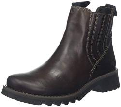 FLY London Damen Ralt541fly Chelsea Boots, Braun (Dk.Brown 001), 37 EU von FLY London