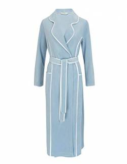Damen Morgenmantel Powder Blue 42 von Feraud