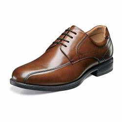 Florsheim Mens Midtown Bike Toe Cognac Oxford - 8 D von Florsheim